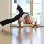 Yoga am Dienstag