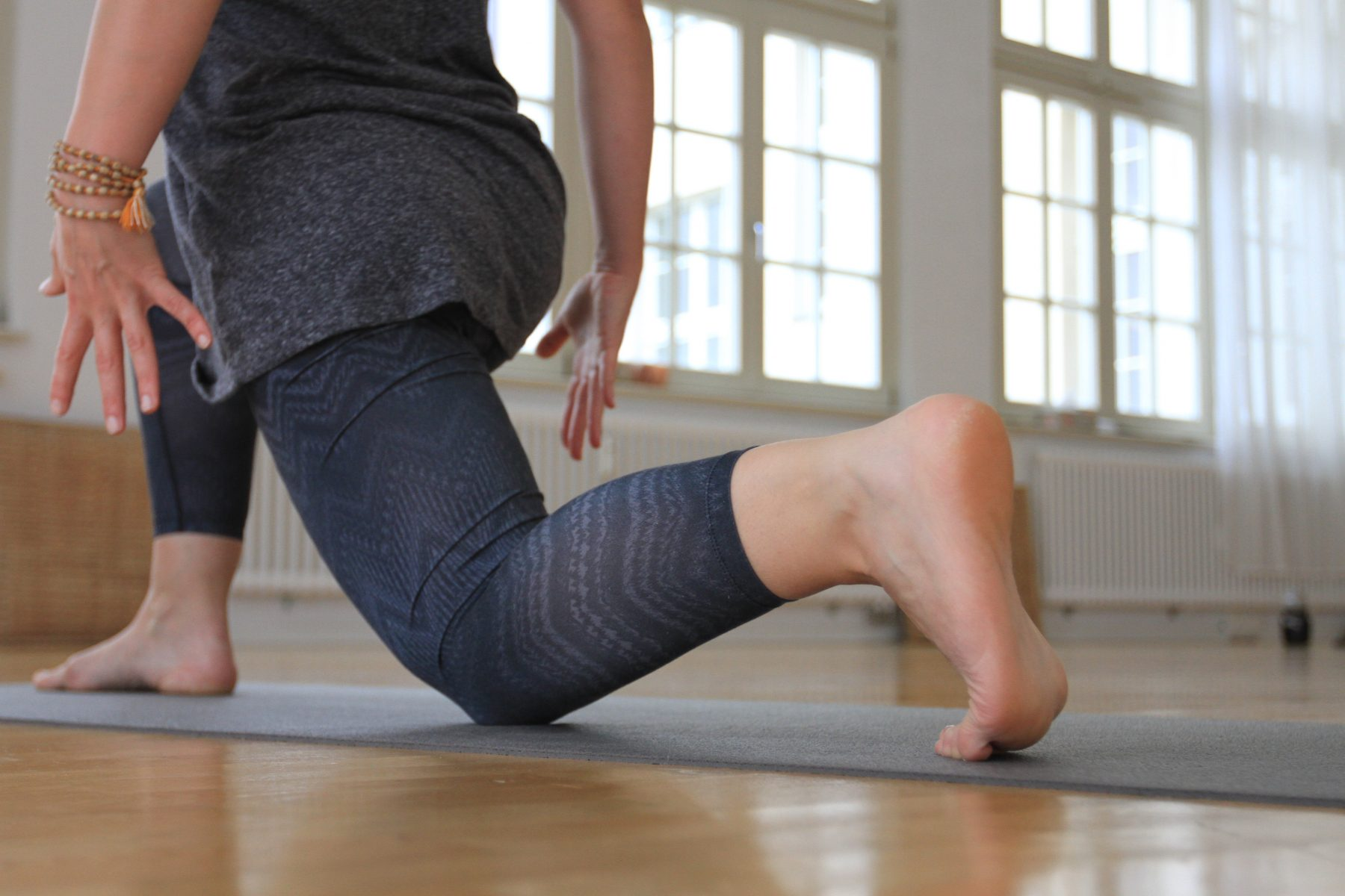 Leipzig Yoga, Hüftöffner
