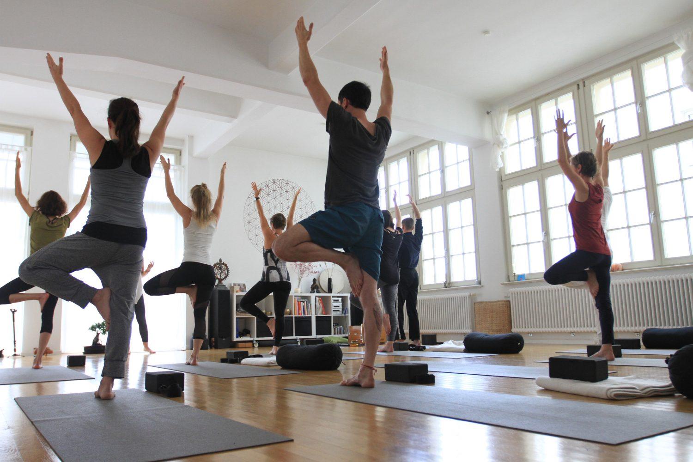 Workshop Yoga Leipzig
