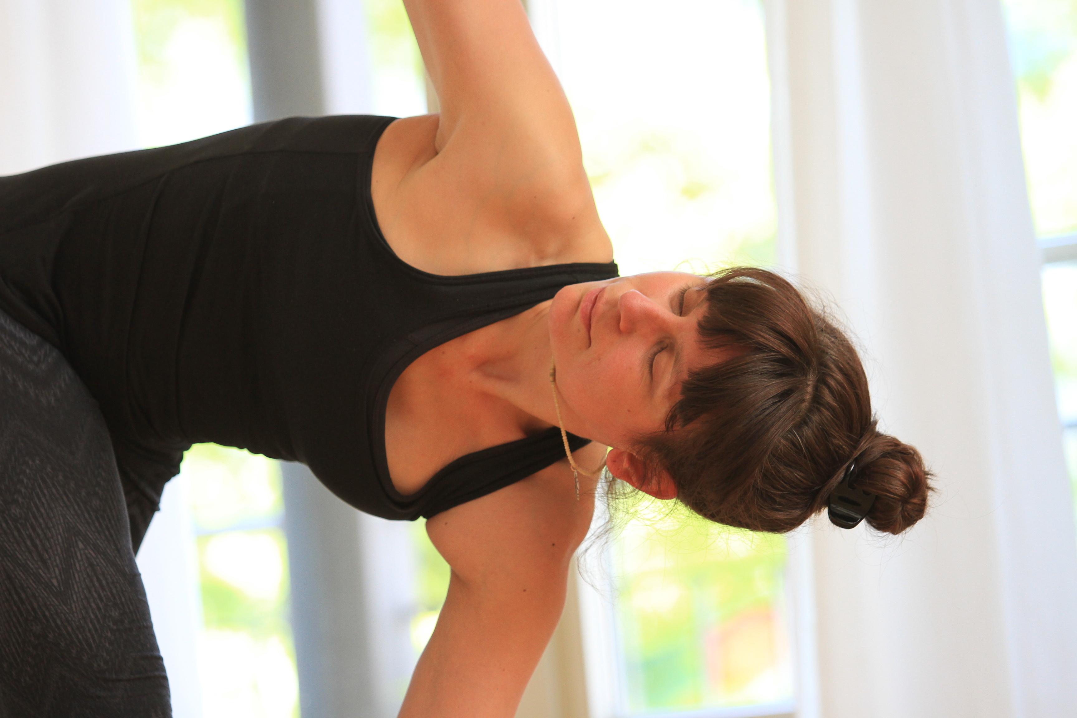 über uns Verena Yoga Leipzig