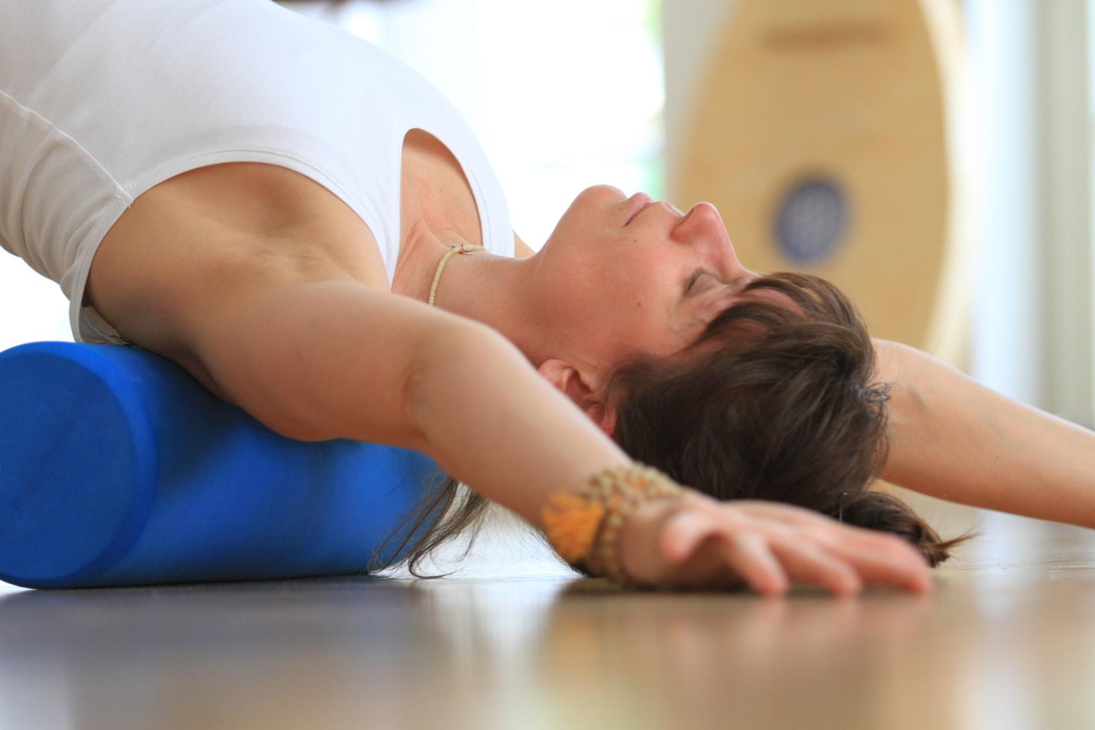 Faszien Yoga