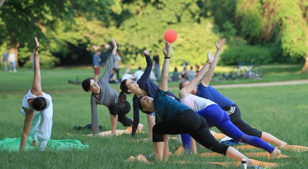 Wer Yoga machen kann