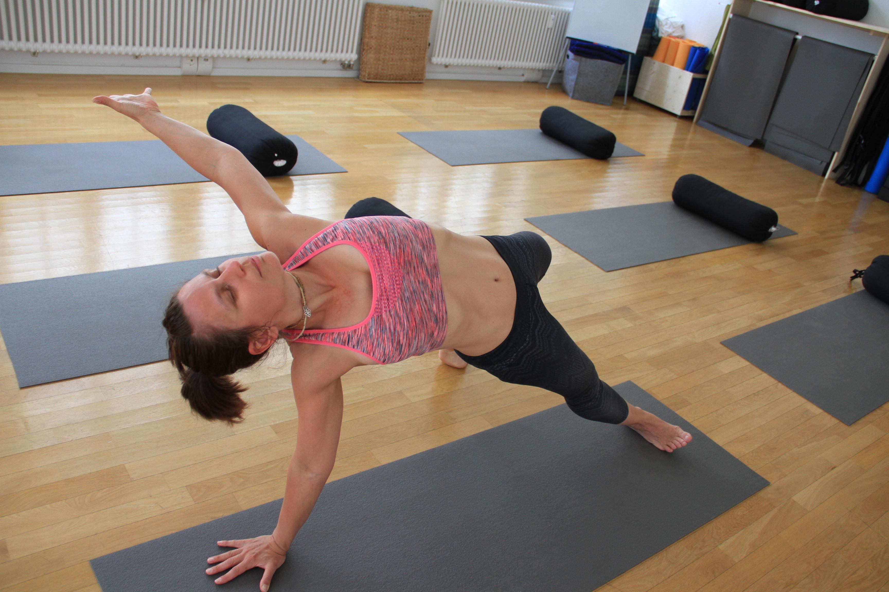 Rückbeugen, Haha Yoga, Yoga Übungen, Yoga Leipzig