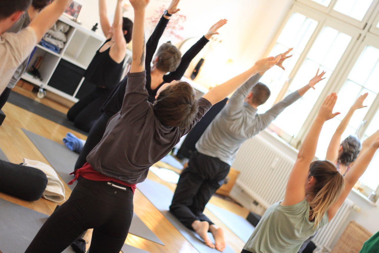 Yoga am Morgen, allesyoga, Yoga Leipzig