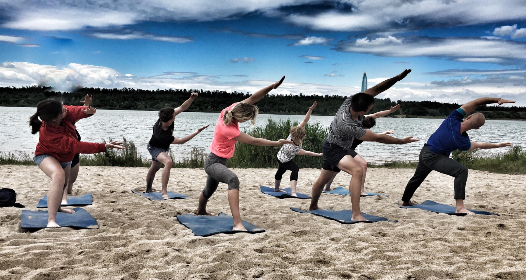 Yoga am Cossi